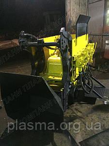 Машина породопогрузочная ППН-1С