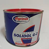 Солидоловая смазка AGRINOL 400g