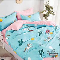 Постельное белье для малышей в кроватку 419 Viluta