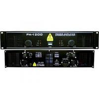 Maximum Acoustics Pa-1200 Усилитель Мощности