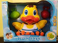 Игрушка для ванной для купания Bath toys Водопад Уточка