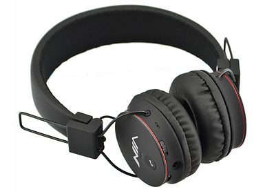 Бездротові стерео навушники НЯ X2 МР3 FM Bluetooth Black