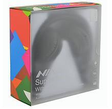Беспроводные стерео наушники NIA X2 МР3 FM Bluetooth Black, фото 3