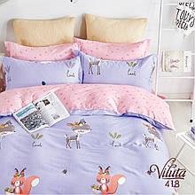 Постільна білизна для малюків в ліжечко 418 Viluta