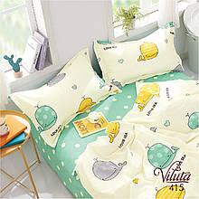 Постільна білизна для малюків в ліжечко 415 Viluta