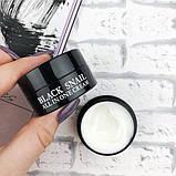 Восстанавливающий крем с черной улиткой Eyenlip Black Snail All In One Cream sample, 15 мл, фото 3