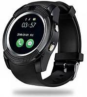 Смарт-часы Smart Watch V8 цвет черный , фото 1