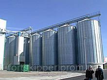 Фермерський бункер для зерна 26 м3 Symaga