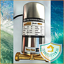 Повысительный бесшумный насос для повышения давления воды в квартире в доме Euroaqua 15WB-14, фото 5