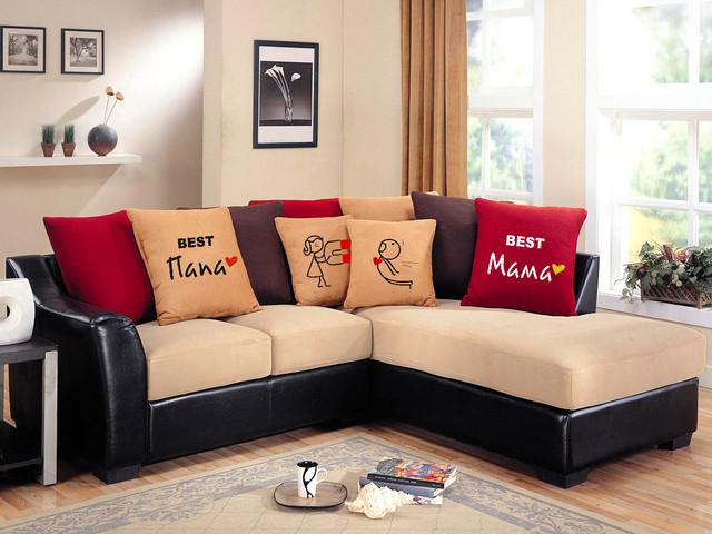 Сувенирные подушки с вышивкой