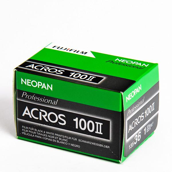 Новинка !!! Фотопленка Fujifilm Neopan Acros 100 II 135-36