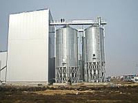 Фермерский силос для хранения зерна 26 м3 или 17 т Growket