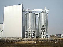 Фермерський силос для зберігання зерна 17 т Symaga