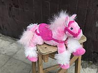 Мягкая игрушка Лошадь Розовая My Switt Pony,35  см