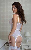Корсет - Diora, білий, фото 2
