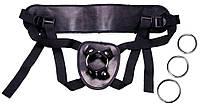 Трусики для страпона - Universal Harness PU Leather, фото 2