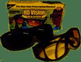 Антибликовые очки для водителя HD Vision WrapArounds 2 в 1 День -Ночь
