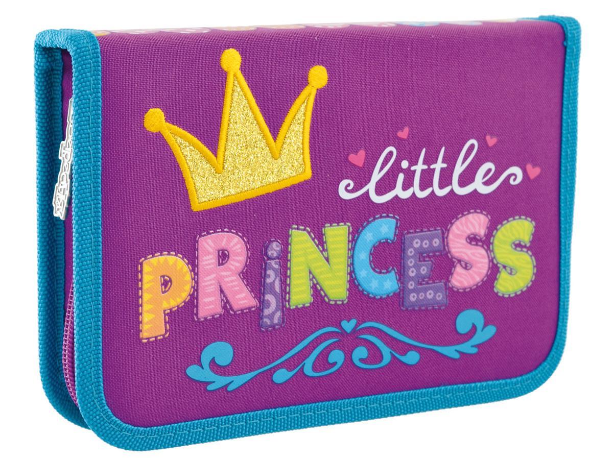 Пенал твердый 1Вересня одинарный без клапана HP-02 Little Princess (5056137146222)