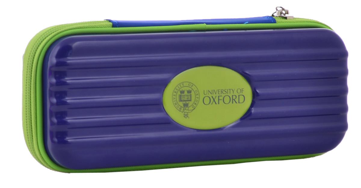 Пенал твердий  YES 3D Oxford ОX5596 синий, 21*9.5*5