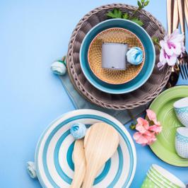 Хозтовары и детская посуда