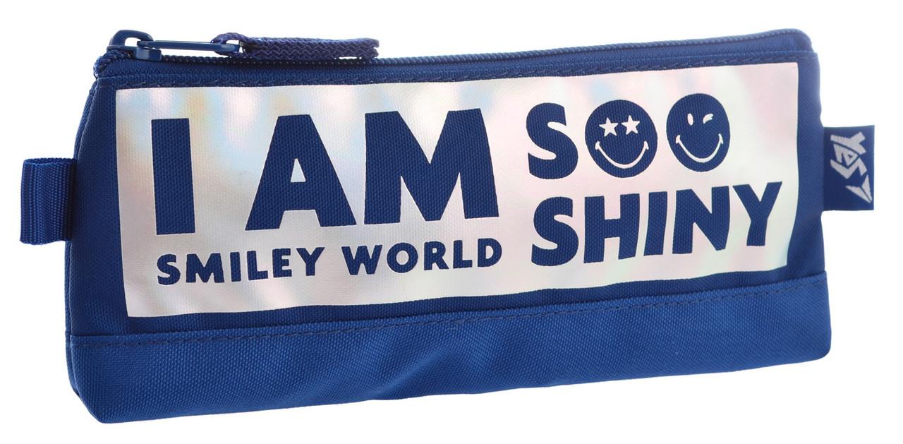 Пенал мягкий  YES  TP-02 Smiley world