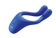 Hi-tech вібратор - BeauMents Doppio 2.0, синій, фото 9
