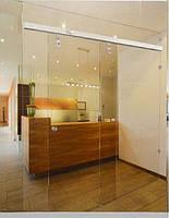 Манет раздвижные стеклянные двери