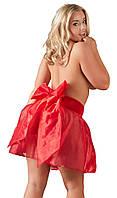 Спідниця - 2770407 Skirt with Bow - red, L, фото 5