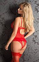 Корсет - Capri, red, фото 2