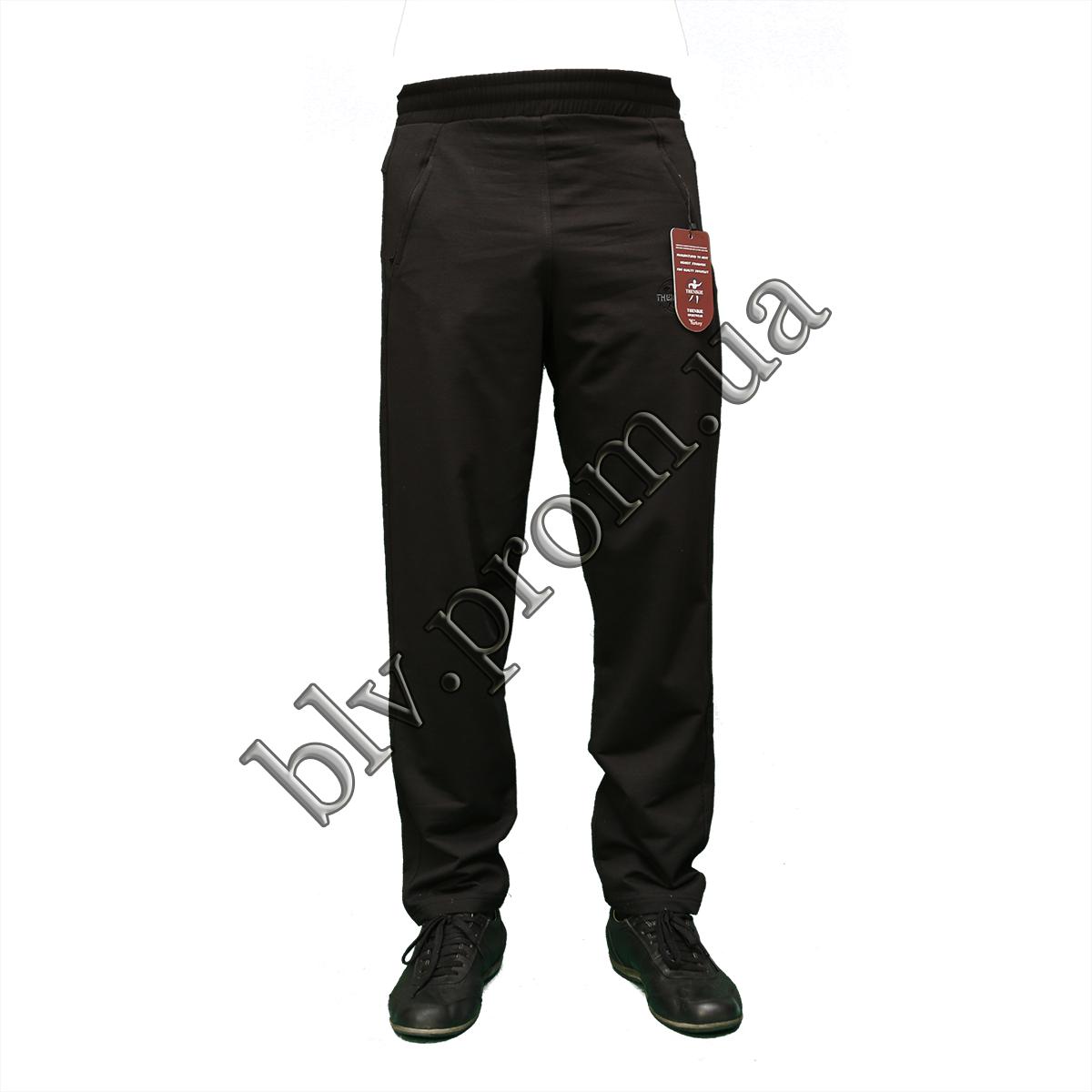 Мужские трикотажные брюки пр-во Турция 9005