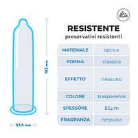 Презервативи - Resistente (Strong), 54 мм, 144 шт., фото 2