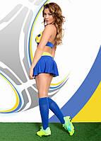 Рольової костюм - Ola, жовто-синій, фото 2