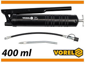 Шприц для смазки 400cc VOREL 78041