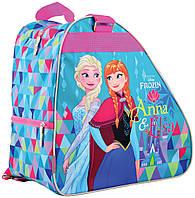 Детский рюкзак для роликов 1 Вересня Frozen, 35х20х34см Бирюзовый (555352)