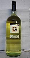 Вино белое Chardonnay Venezie Serenissima (Шардонне Серениссима) 1,5 л