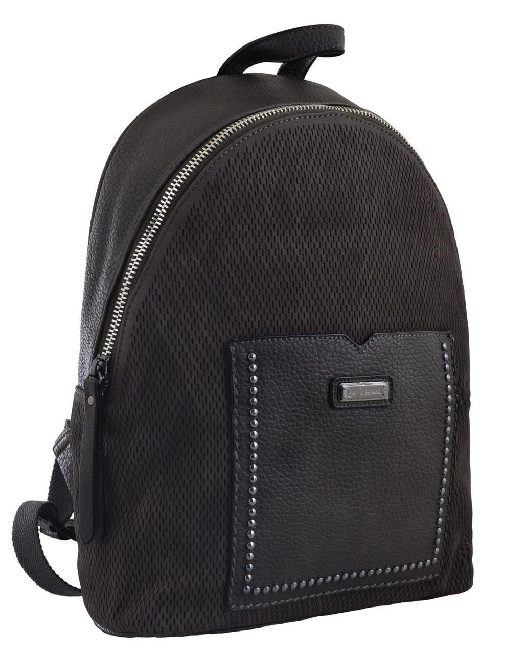Рюкзак женский YES YW-19,  темно-серый