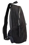 Рюкзак женский YES YW-19,  темно-серый, фото 4