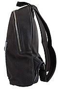 Рюкзак женский YES YW-19,  темно-серый, фото 5