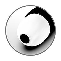 Стимулятор G-точки - Joystick Flick-Flac, pink / white, фото 2