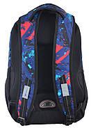 Рюкзак молодежный YES  Т-39 Spill, 48*30*17, фото 4