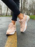 Кроссовки  натуральная кожа Nike M2K Tekno Найк М2К Текно, фото 6
