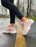 Кроссовки  натуральная кожа Nike M2K Tekno Найк М2К Текно, фото 7