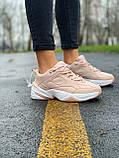 Кроссовки  натуральная кожа Nike M2K Tekno Найк М2К Текно, фото 8