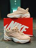 Кроссовки  натуральная кожа Nike M2K Tekno Найк М2К Текно, фото 10