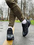 Кроссовки   натуральная кожа NIKE RUN  Найк Ран, фото 4