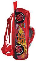 Детский дошкольный рюкзак для мальчика YES K-19 Cars 31х9х16см 4,5л Красный (5056137199877)(557647)