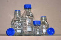 Бутылка 100мл светл. стекло,  винтовая крышка