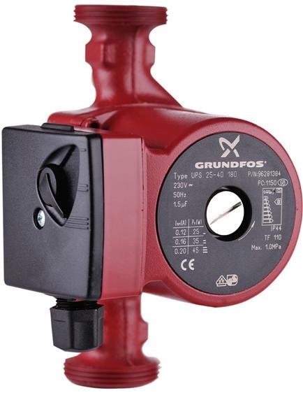 Циркуляционный насос Grundfos OS 25/4-180 для систем отопления