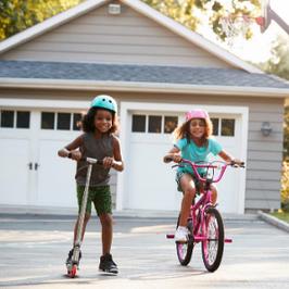 Детские велосипеды и самокаты