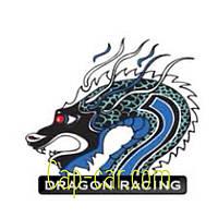 3D Наклейки для дисків Dragon Racing 65мм
